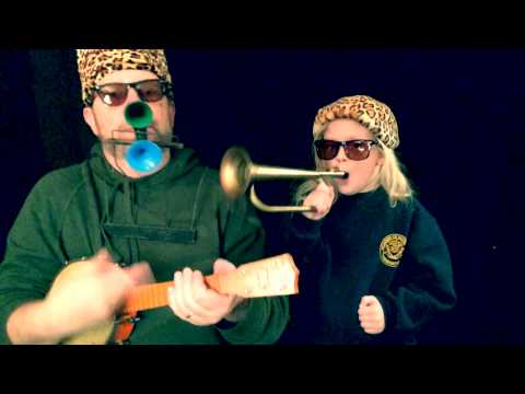 World Nutella Day 2015 with The Cheese Ball Kazoo Orchestra