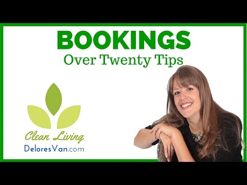 How to get Bookings - 20 Techniques for Direct Sales