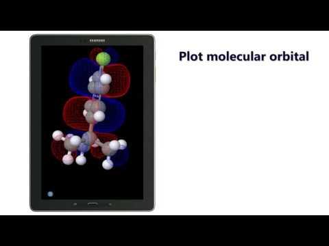 Mobile Molecular Modeling (Mo3 -- Mo-cubed)