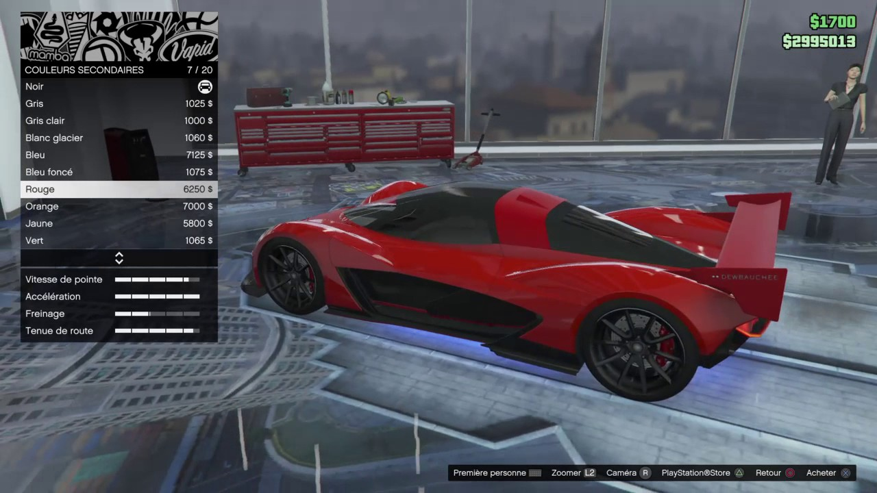 nouvelle voiture la vagner gta v online youtube. Black Bedroom Furniture Sets. Home Design Ideas