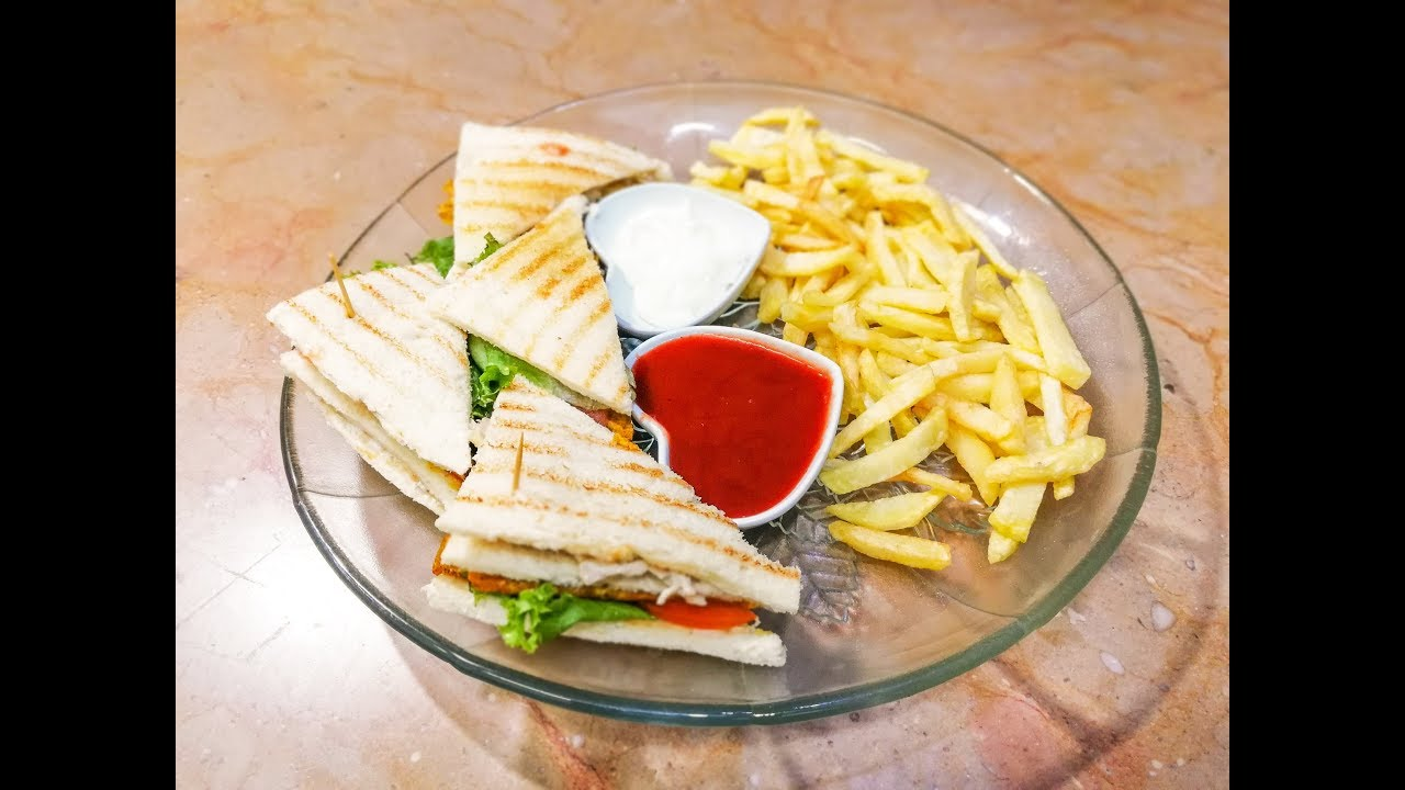 Club Sandwich Recipe In Urdu Chicken Club Sandwich Recipe Pakistani Club Sandwich Recipe