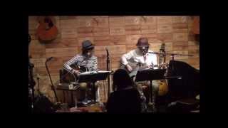 14年3月20日(木)博多・白いギターにて♪ & 14年3月16日(日)広島・置時計...