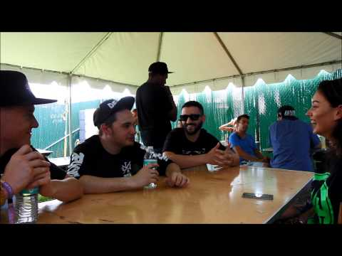 Independent Philly interview with Circus Records Doctor P, Funtcase, Cookie Monsta