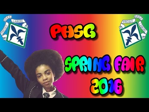 Pretoria High School for Girls Spring Fair 2016 - Vlog With Tinyoss Gaming