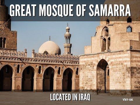 VST-SK - My Slideshow GREAT MOSQUE OF SAMARRA , IRAQ