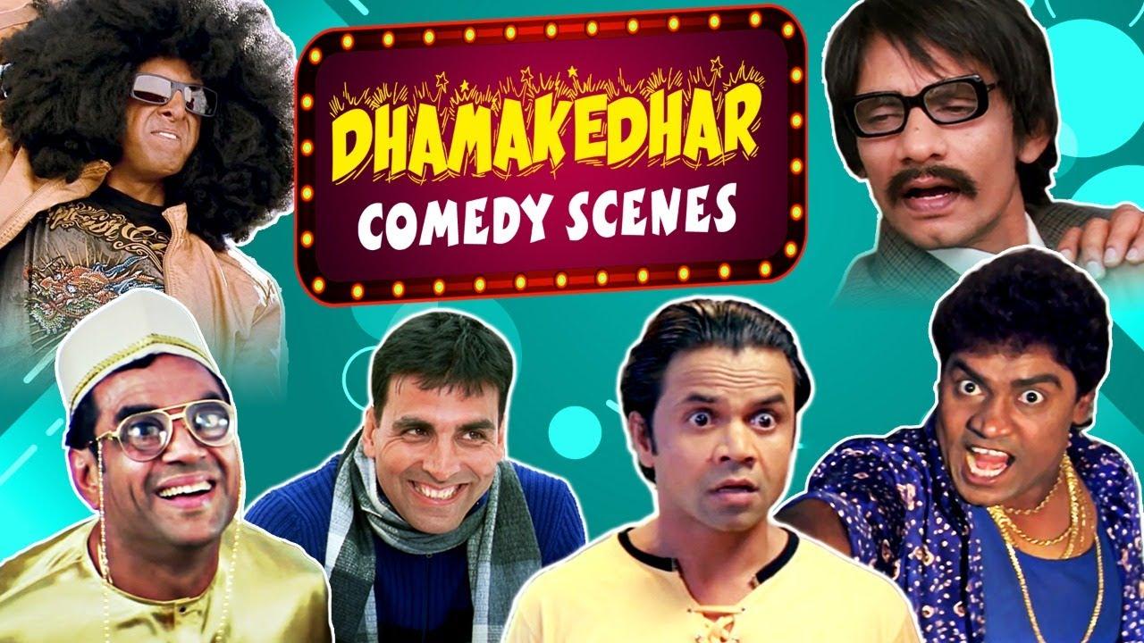 Download Dhamakedhar Comedy Scenes | Best Comedy | Akshay Kumar - Paresh Rawal - Johny Lever - Vijay Raaz