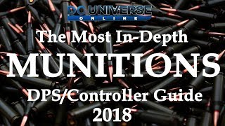 The Most In-Depth Munitions Guide 2018