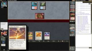 Legacy Leylines #1 (Match 4, Game 1)