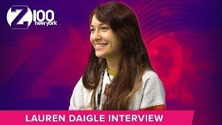 Lauren Daigle - Full Interview at Z100 Video