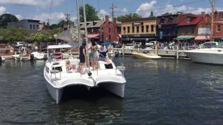 Join the Fun! Gemini Catamarans Day Sails in Annapolis