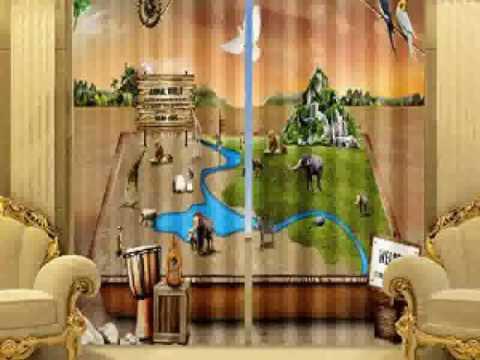 beddinginn curtains - youtube