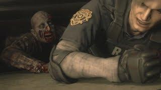 RESIDENT EVIL 2 Gamescom 2018 Gameplay Trailer