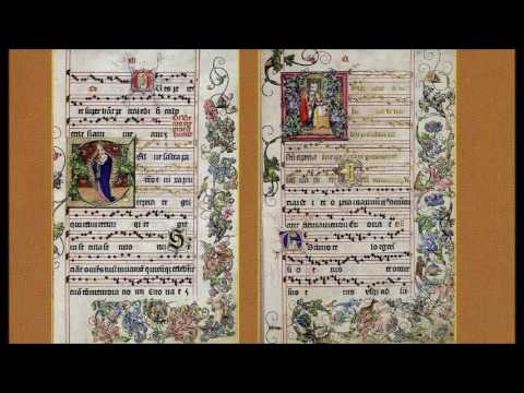 Chant and Polyphony from Bohemia about 1500