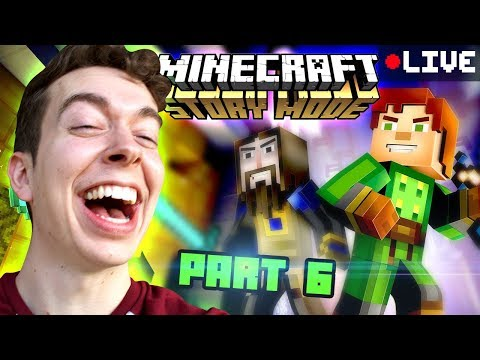 THE GRAND FINALE!! | Minecraft Story Mode Season 1
