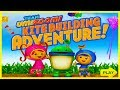Team Umizoomi - Kite Building Adventure. Kids games for girls.
