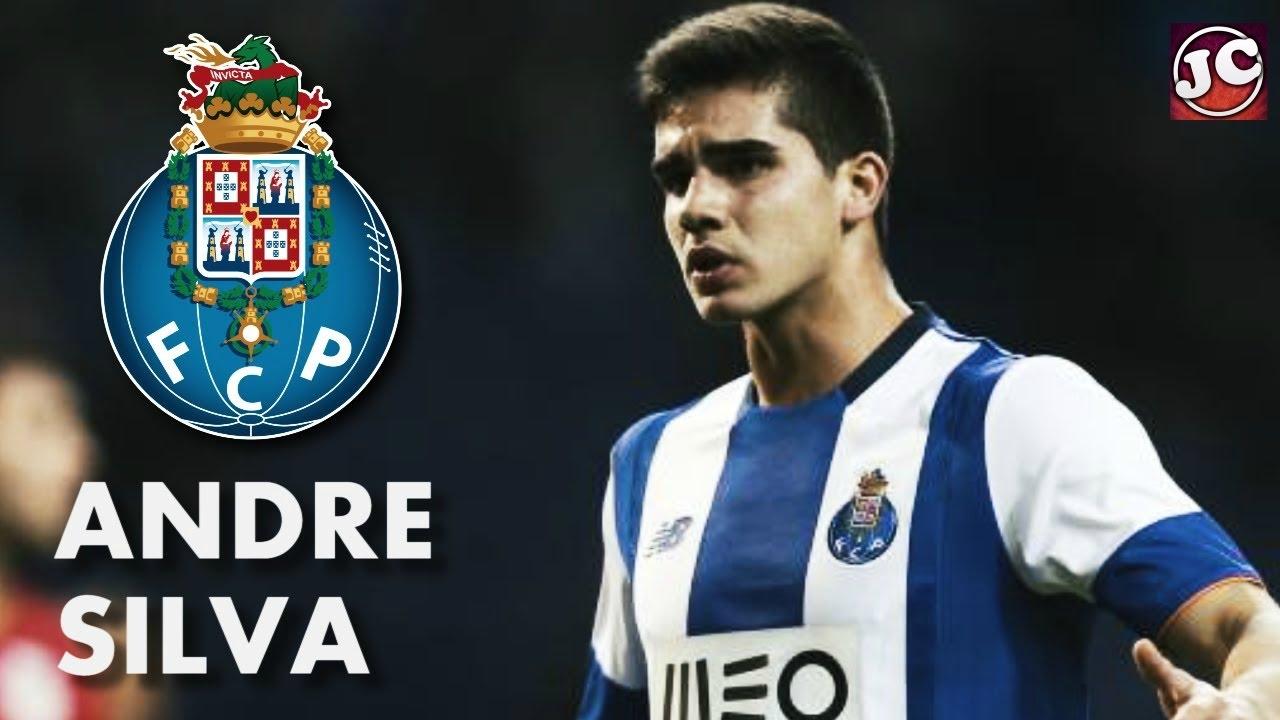 Andre Silva Goals & Skills Porto 2016 2017