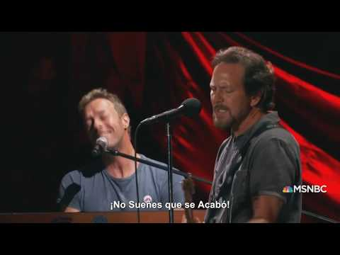 Eddie Vedder & Chris Martin -  Don