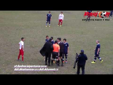 goles matienzo vs alumni apertura 2016