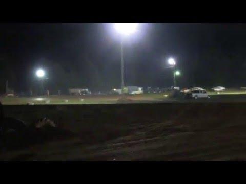 Plummerville Super Speedway Factory Stock Feature Race 5-6-16