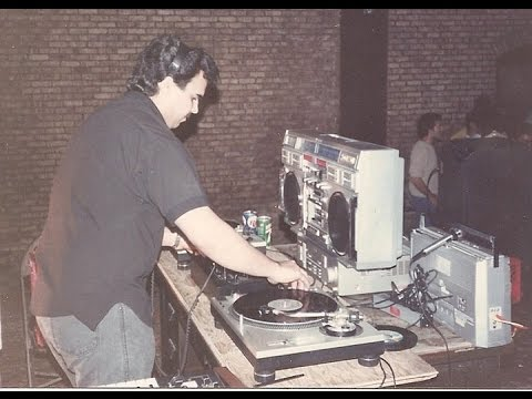 "Tony ""Boom Boom"" Badea - ""Pre-Style Mix"" - Originally recorded in 1983..."