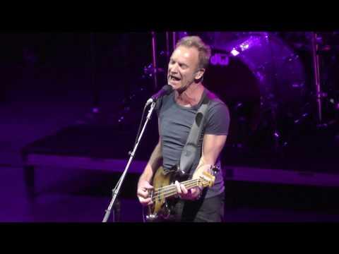 Sting 8/30/17: 4 - Englishman in New York - Saratoga Springs,NY