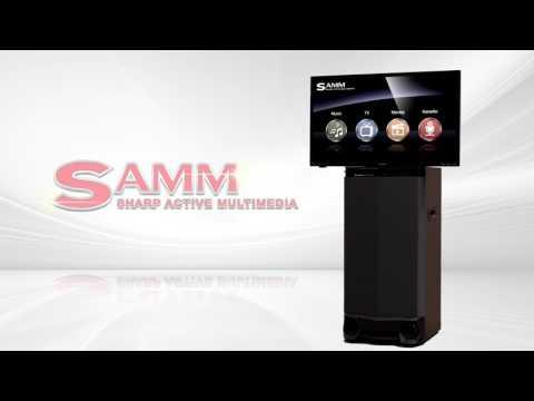 SHARP Active Multi-media (SAMM)
