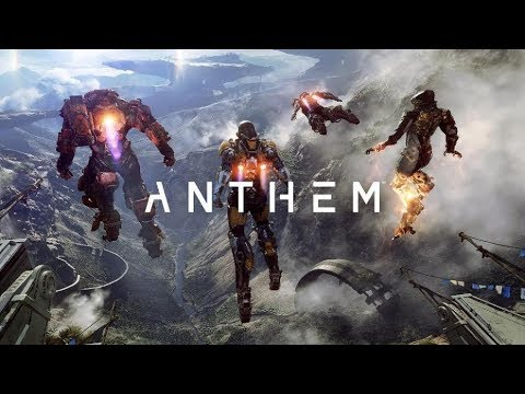 anthem trailer e3 2017 ps4 4k actu jeux video youtube. Black Bedroom Furniture Sets. Home Design Ideas