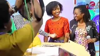 Behind The Scenes: The Trend with Amina Abdi, every Friday from 8pm