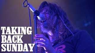 Repeat youtube video Taking Back Sunday - All The Way (Official Music Video)