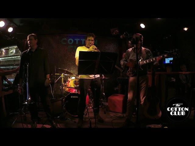 Sacratif en directo en Cotton Club Bilbao  Aristas
