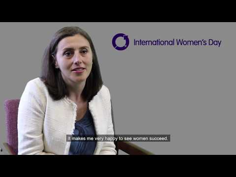International Women's Day series- Val Cometto #BalanceforBetter