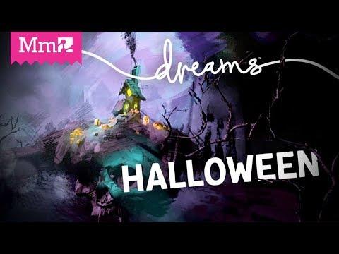 Media Molecule's Halloween Spooktacular | #DreamsPS4
