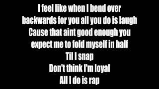 25 to life- Eminem lyrics