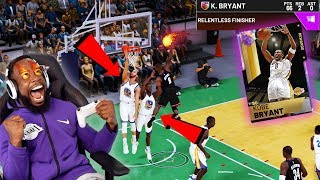 OPAL 99 LIMITED KOBE DUNKS ON 2 PEOPLE FROM FREETHROW LINE! NBA 2K19