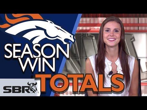 Broncos NFL Futures Odds: Season Win Totals & Super Bowl 50 Picks
