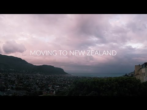 Moving to New Zealand - a personal story