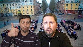 Шарий снова в ДНР?