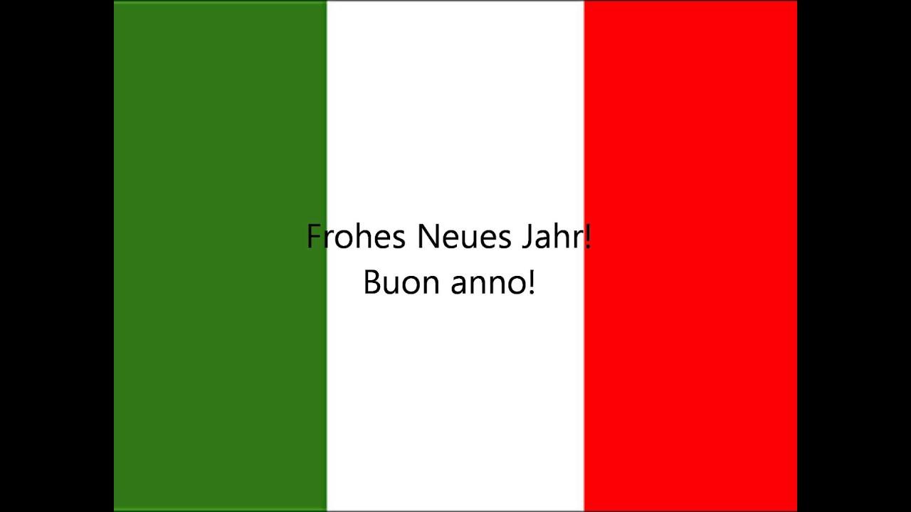 ItalienischLektion Wie zu sagen Frohe Weihnachten und Frohes