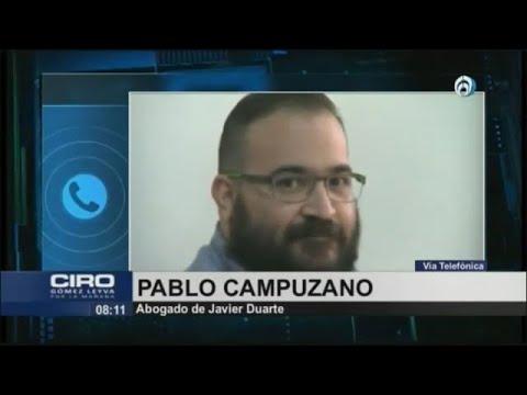 Duarte apela sentencia adversa; propiedades aseguradas no son de él: abogado