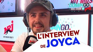 L'interview de JOYCA - DominGo Radio Stream sur NRJ