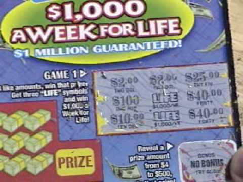 How to win the lottery scratch off tickets, secret admirer movie
