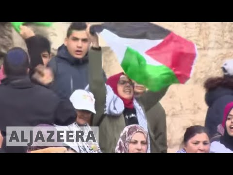 Israeli crackdown brings protests in Jerusalem to standstill