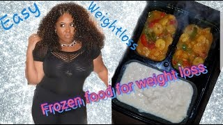 Frozen food meal prep for weight loss   KETO #KETO #WEIGHTLOSSJOURNEY