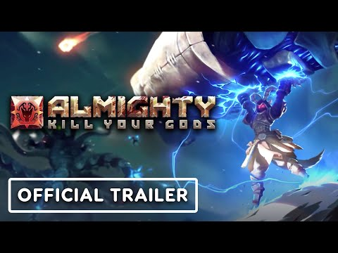 Almighty: Kill Your Gods - Official Trailer | Summer of Gaming