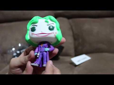 The Joker Martha Wayne Funko Pop Hot Topic Exclusive