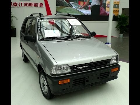 chinese automobile manufacturer a New Car 2016 model look like Suzuki  Mehran Cars Technology