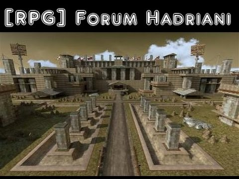Trackmania 2 - [RPG] Forum Hadriani