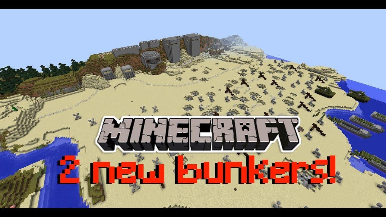 Minecraft ww2 map seed