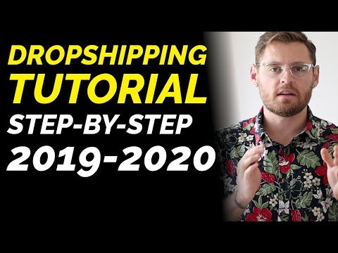 Dropshipping Tutorial For Beginners 2019 - How to Automate your Dropshipping business