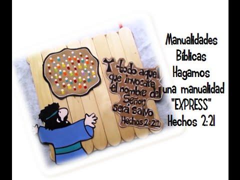 "Manualidades Bíblicas/ manualidad ""express""/ Hechos 2:21 ... | 480 x 360 jpeg 28kB"